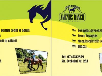 Amenus Ranch