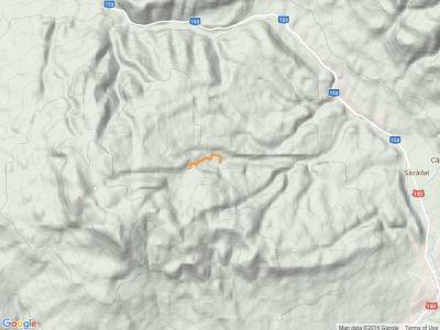 Săcădat - Valea Isuica - Vârful Becheci