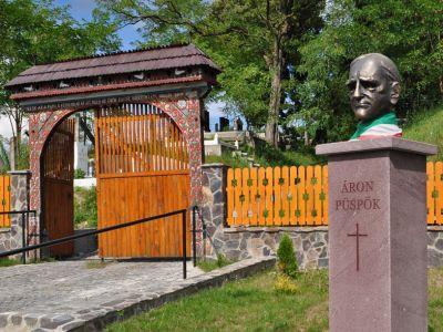 Márton Áron Püspök Emlékszobor