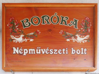 Traditionellen Laden Boroka