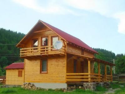 Guesthouse Hunor-Magor