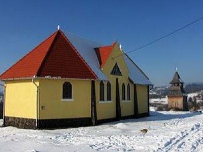 Szent Gellert Kapelle