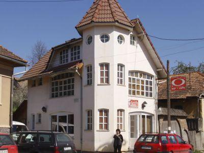 Butcher Shop Kastely