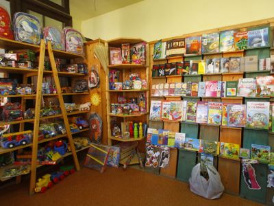 Bookstore Irka Firka