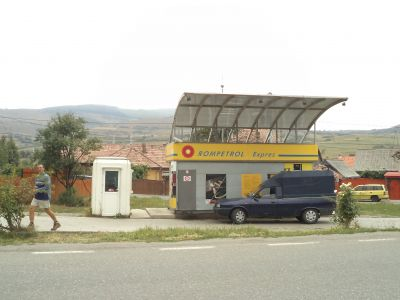 Rompetrol Expres Tankstelle