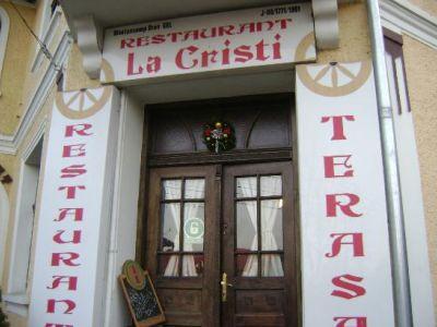 Restaurant La Cristi