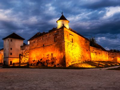The Brasov Castle