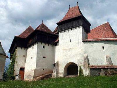 Viscri Burg