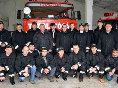 Farkaslaki Önkéntes Tűzoltó Egyesület