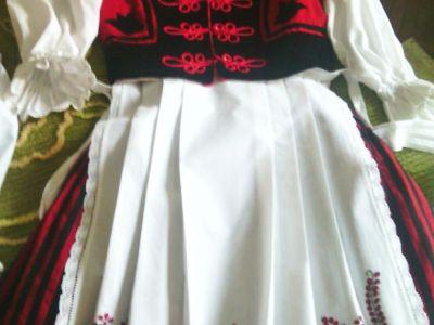 Lukács Erzsébet, Sekler Traditional Wear, Manufacturing