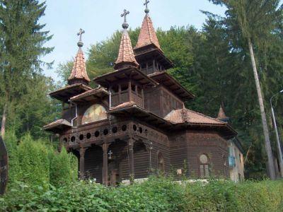Fürdőtelepi Kápolna