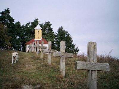 "Chapel On ""Tyúkász"" Hill"