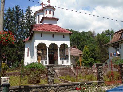 """Adormirea Maicii Domnului"" Ortodox Templom"