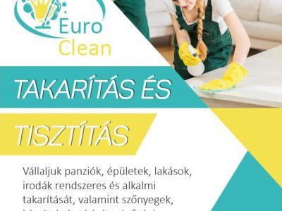 Euro Clean Takarítás és Tisztítás