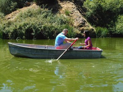 Boat Rental Tivoli Lake