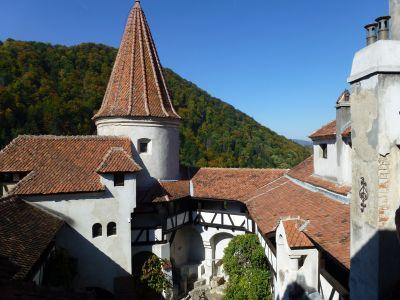 Das Bran Schloss